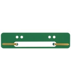 Вкладыш-скоросшиватель пластиковый Forpus зеленый