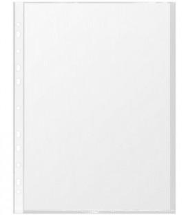 Файл А4+ перфорированный Economix 30 мкм, текстурированный, матовый, 220*300 мм (до 100 л.)