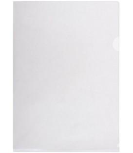 Папка-уголок пластиковая Office Space толщина пластика 0,15 мм, прозрачная
