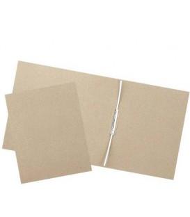 Папка картонная «Дело» со скоросшивателем А4, ширина корешка 90 мм, плотность 620 г/м2, серая