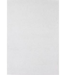 Картон для сшивки документов «Деловые ресурсы» А4 (210*297 мм), толщина картона 0,6 мм, плотность 428 г/м2, белый