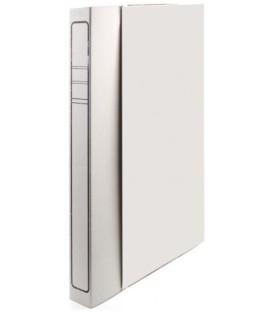 Короб архивный из гофрокартона «Промтара» корешок 50 мм, 430*320*50 мм, белый