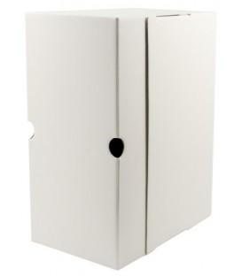 Короб архивный из гофрокартона Sponsor корешок 150 мм, 250*315*150 мм, белый