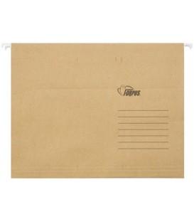 Папка подвесная для картотек Forpus 315*240*50 мм, 350 мм, крафт, с расширенным дном