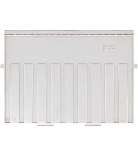 Разделитель горизонтальный для картотеки Han 9024/11 А4 (295*210 мм), серый