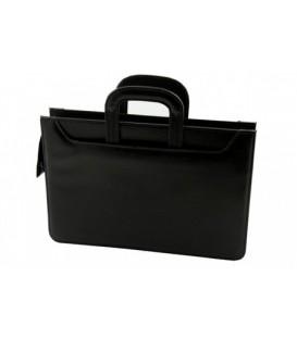Портфель деловой «Мечта» 380*265*60 мм, черный