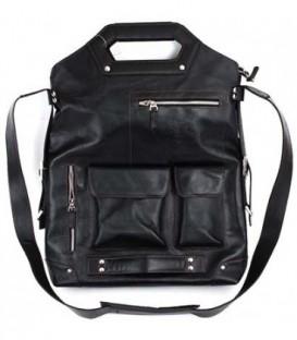 Сумка-рюкзак Versado 020 495*350*90 мм, черная