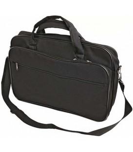 Сумка для ноутбука «Версадо 326» (диагональ 17 дюймов) 302*415 мм, черная