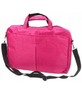 Сумка для ноутбука Versado 303 (диагональ 15-16 дюймов) 295*395*60 мм, розовая