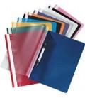 Папки-скоросшиватели пластиковые - папки с вкладышами