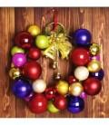 Новогодние украшения и декоративные свечи