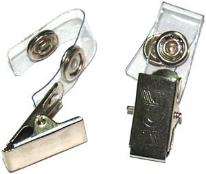 Клипсы СТ-210, Клипса с ремешком 10413
