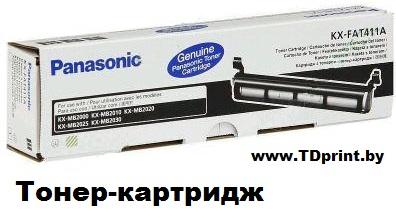 Тонер-картридж Panasonic в Минске