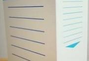Архивация документов. Архивные короба 100 и 150 мм шириной.