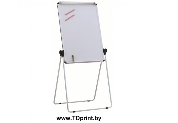 Флипчарт магнитно-маркерный Classic Boards , 90x60 см, подставка с возможностью вращения на 360 градусов, BMF96-VV